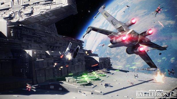 Star Wars Battlefront 2: Drei Spiele in einem?
