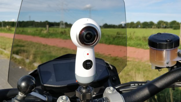 Samsung Gear 360 (2017) im Test: Vielseitige Rundum-Kamera