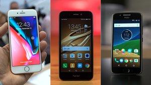 Smartphone unter 5 Zoll: Aktuelle Modelle im Überblick
