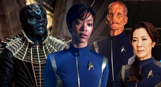 Star Trek Discovery Staffel 2 Artikelbild