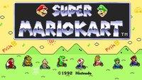 Die Entwicklung von Mario Kart war ein Versehen