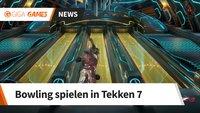 Mit dem neuen DLC wird Tekken 7 zum Bowling-Simulator