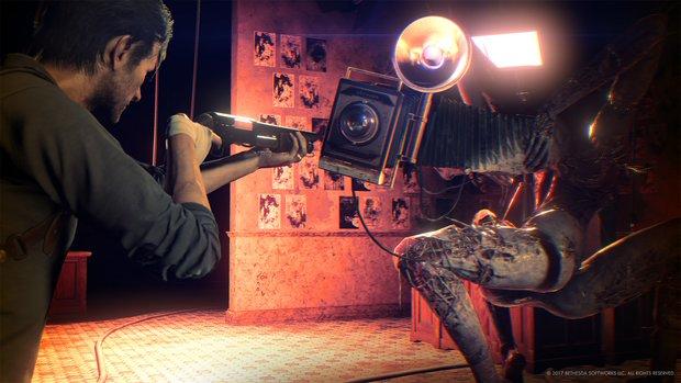 The Evil Within 2: Blutiger Trailer mit neuen Gameplay-Szenen