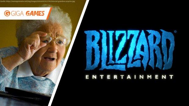 Omi sei dank: So wurde Blizzard gegründet