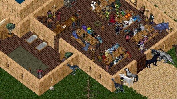 Ultima Online: Der MMORPG-Meilenstein feiert seinen zwanzigsten Geburtstag