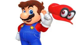 Super Mario Odyssey: So viel Platz braucht das Spiel