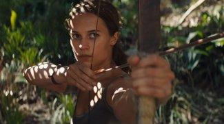 Tomb Raider: Erster Trailer zur Verfilmung mit Alicia Vikander