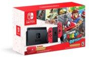Super Mario Odyssey: Exklusives Switch-Bundle im Anmarsch