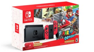 Super Mario Odyssey: Exklusives Switch-Bundle im Anmarsch