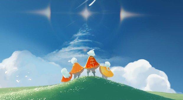Sky: Neues Spiel der Macher von Journey & Flower angekündigt