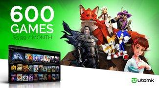 Utomik: Streaming-Dienst für Spiele bietet nun über 600 Titel