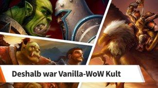 World of Warcraft: Diese 11 Features machten die Vanilla-Server einzigartig