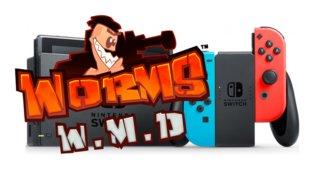 Worms kommen auf Nintendo Switch