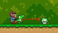 Super Mario World: Yoshi sollte eigentlich ganz anders aussehen
