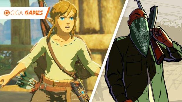 Zelda – Breath of the Wild: Wenn GTA auf Zelda trifft
