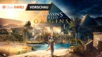 Assassin's Creed Origins in der Vorschau: Wirklich ein Neuanfang?