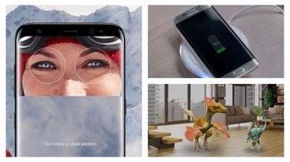 Vor dem iPhone 8: Diese Features gab es zuerst in Android-Smartphones