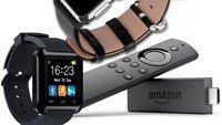 Blitzangebote: Apple-Watch-Armband, Fire TV Stick, Smartwatch günstiger
