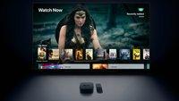 Apple TV 4K: Apple macht den iTunes Store bereit