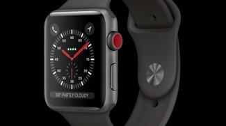 Apple Watch Series 3 mit LTE-Chip: Bekommt sie eine eigene Handynummer?