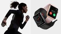 Erste Tests zur Apple Watch Series 3: Höheres Arbeitstempo, mäßiges LTE
