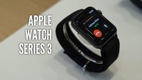 Apple Watch Series 3 im Hands-On-Video