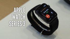Apple Watch Series 3 im Hands-...