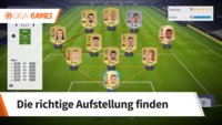 FIFA 18: Beste Formationen und Aufstellungen