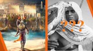 Assassin's Creed Origins: Bayek-Sprecher wusste nicht, dass es um Assassin's Creed geht