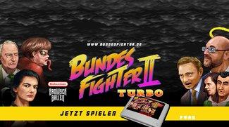 Bundesfighter 2 Turbo: Das Spiel zum Wahlkampf vom Bohemian Browser Ballett