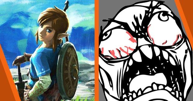 Zelda - Breath of the Wild: Geschenke sorgen für Frust bei den Spielern