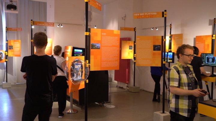 Sonderausstellung Computerspielmuseum Berlin