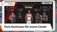 NBA 2K18: Center Build - Schwere Kaliber im Big Man Guide