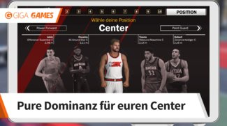 NBA 2K18: Center Build - Schwere Kaliber im Big Man Guide
