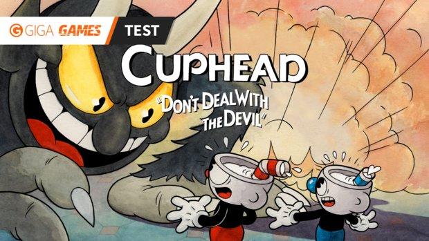 Cuphead im Test: Pure Hassliebe zum Detail