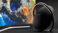 Bestpreise: Harman Kardon AirPlay-Lautsprecher mit 300 Euro Preisvorteil + Samsung Curved TV und mehr
