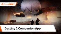 Destiny 2: Companion App mit allen Funktionen