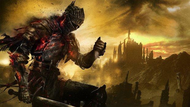 Dark Souls 3: Vater erreicht nach 132 Stunden das Ende & sorgt für Begeisterung auf Reddit