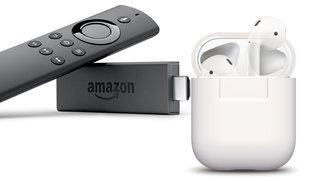 Blitzangebote: AirPod-Case, Fire TV Stick, USB 3.0 Hub günstiger