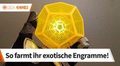 Destiny 2: Engramme farmen - die besten Methoden für exotische und legendäre Beute