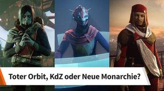 Destiny 2: Gruppenkämpfe - alle Belohnungen der Fraktions-Rallye