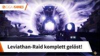 Destiny 2: Leviathan-Raid - Guide und Komplettlösung