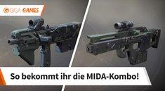 Destiny 2: MIDA Multi- und Mini-Werkzeug - so bekommt ihr die besten Waffen im PVP