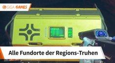 Destiny 2: Regions-Truhen - alle Fundorte im Video