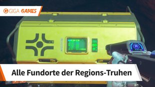 Destiny 2: Regions-Truhen - alle Fundorte im Video