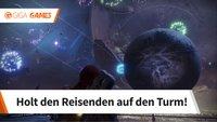 Destiny 2: Riesenball beschwören - so startet ihr ein Feuerwerk auf dem Turm