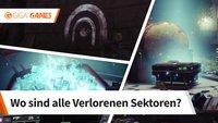 Destiny 2: Verlorene Sektoren finden und Belohnungen einstreichen