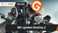Destiny 2: Wir spielen den neuen Sci-Fi-Shooter // Teil 1