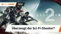 Destiny 2 im Test: Eine Frage des Schicksals - Abschließende Wertung