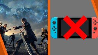Der Director von Final Fantasy XV findet einfach keine Nintendo Switch